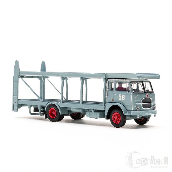 BREKINA 95843 1/87 Fiat 642 カーキャリア No.58仕様
