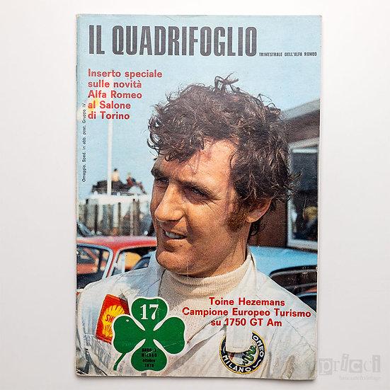 IL QUADRIFOGLIO 1970/10