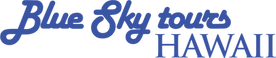 Blue Sky Tours Hawaii logo