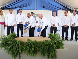 Apple Leisure Group Celebrates Groundbreaking of Two Resorts in Dominican Republic