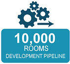 10,000 Rooms Pipeline