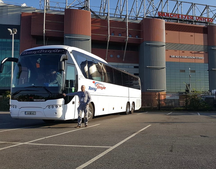 Private Hire Coach with Driver