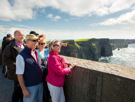 5 must see tourist attractions for Americans traveling around Ireland