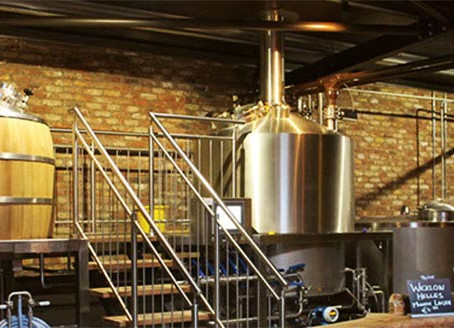 The Authentic Irish Whiskey Distillery and Brewery Tour