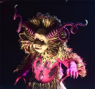 Masques fantastiques spectacles 1