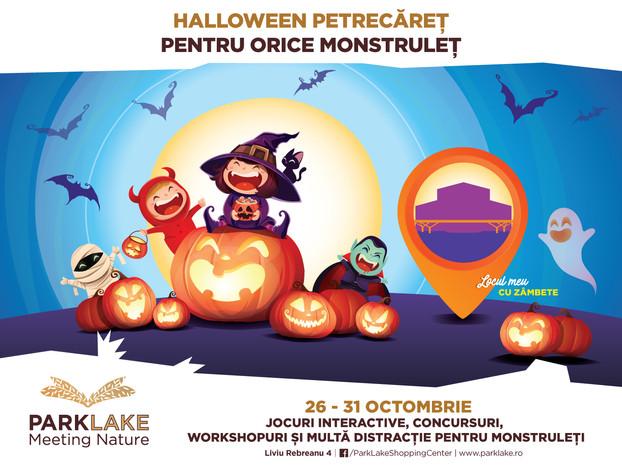 Un Halloween petrecaret pentru orice monstrulet