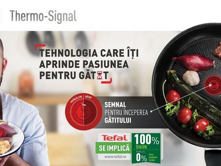 Tefal lanseaza G6, noua generatie de vase de gatit