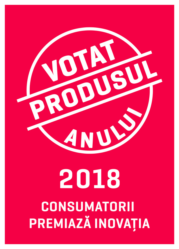 Vitamin Well a fost votat produsul anului 2018 in Romania