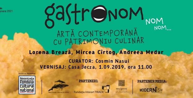Hrana ca parte a patrimoniului imaterial: expoziția Gatronom cu lucrari de arta din mamaliga