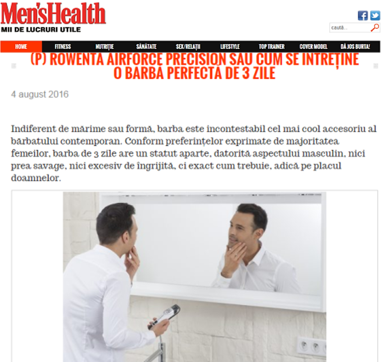 Men`sHealth.ro