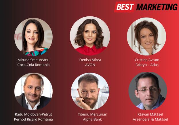 Pe 23 mai BIZ organizeaza la ARCUB Best Marketing - o conferinta cu si pentru oamenii curajosi din M