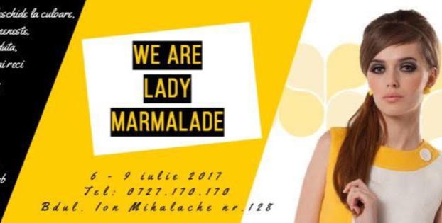 LADY MARMALADE's summer sales