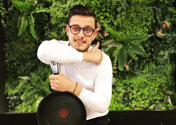 Ionut Belei for Tefal
