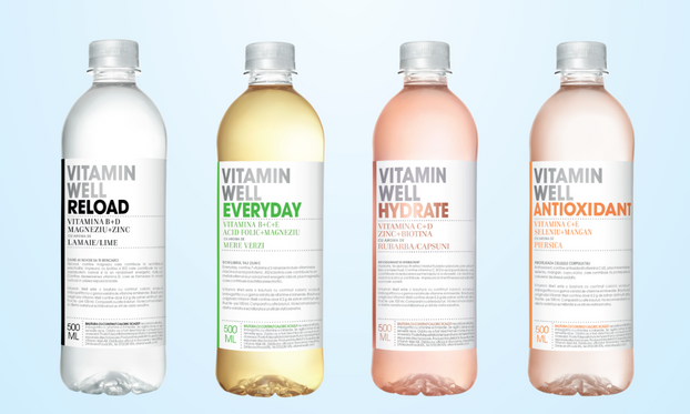 Refresh your life alaturi de Vitamin Well si Zlatan Ibrahimovic