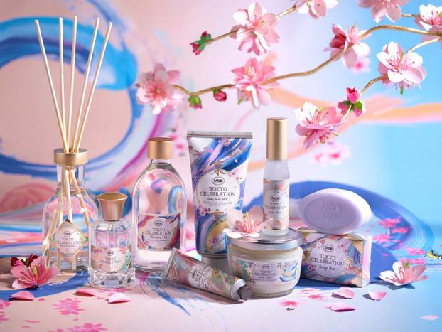 Tokyo Celebration: noua colectie Sabon in editie limitata