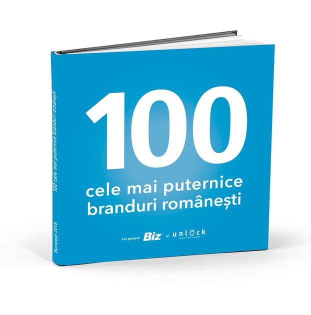 Cele mai puternice 100 de branduri romanesti in 2018