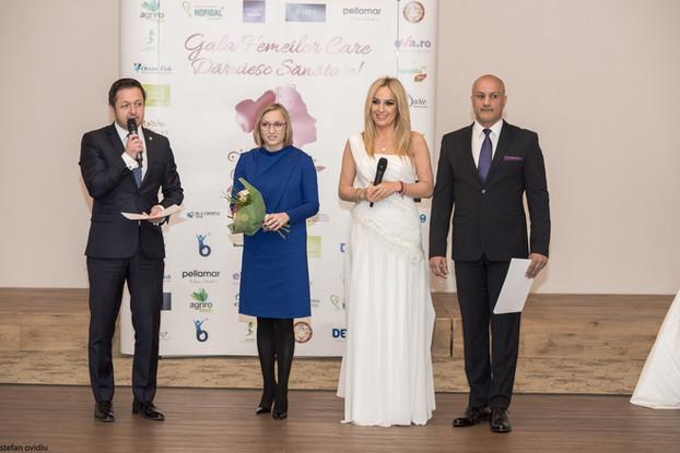 Gala Femeilor care Daruiesc Sanatate, editia 2017