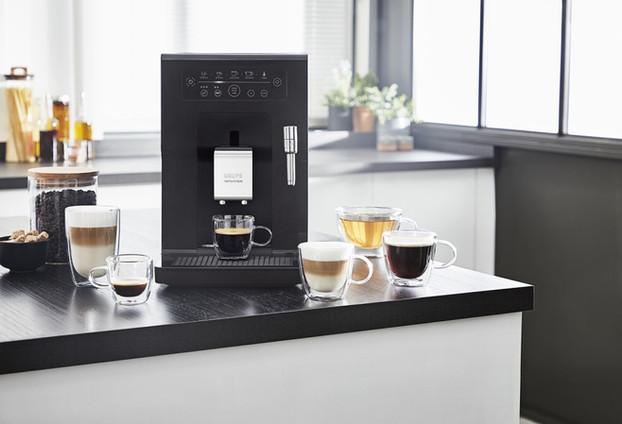 Krups Intuition, cand cafeaua preferata se transforma in povesti frumoase de iarna