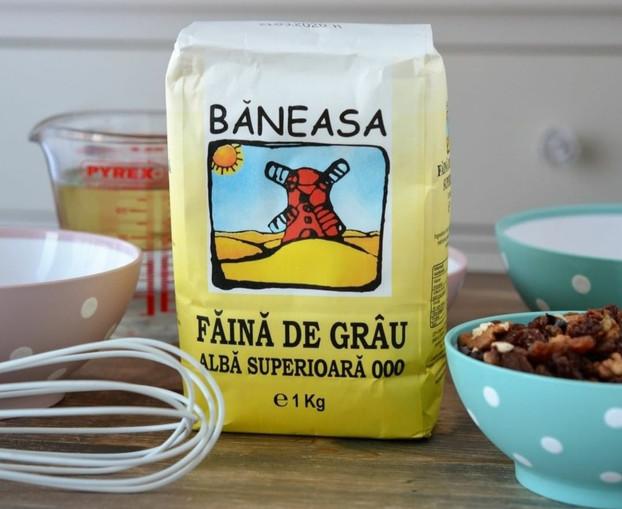 Cozonac pufos si pasca delicioasa cu Faina 000 Baneasa