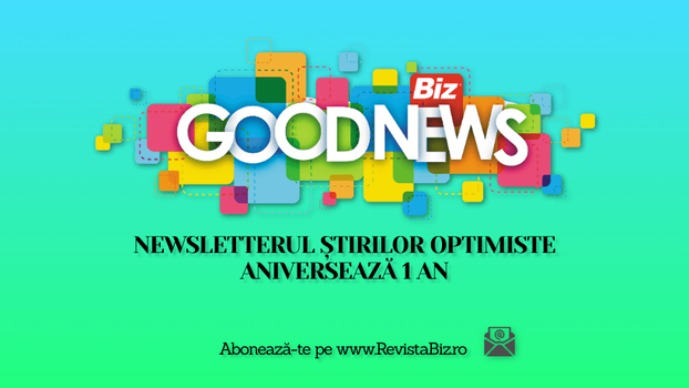 Biz Good News aniverseaza un an de la lansare