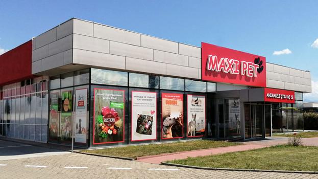Maxi Pet deschide pe 15 august primul magazin in Sibiu si isi intampina clientii cu 10% discount la