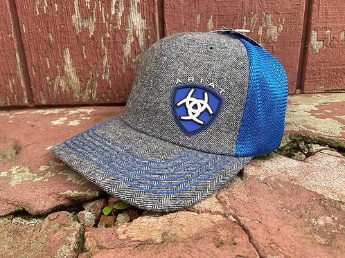 Bright Blue Ariat Cap