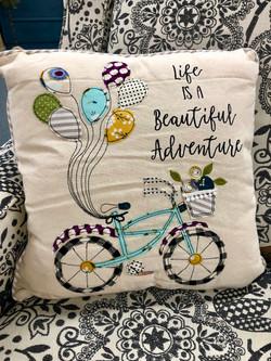 Glory Haus Pillows