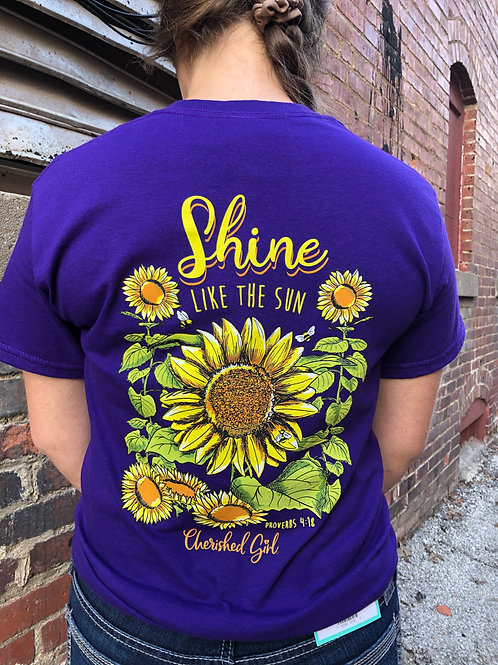 Shine Like The Sun Kerusso T-Shirt