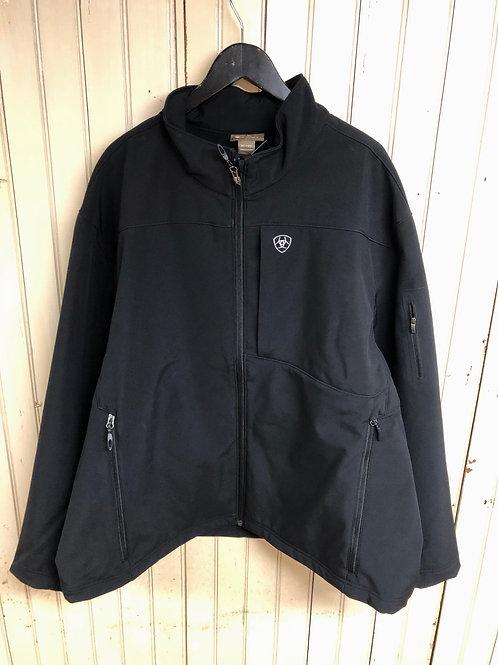 Black Cinch Vernon 2.0 Soft Shell Jacket