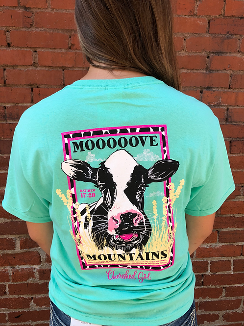 Mooooove Mountains Kerusso T-Shirt