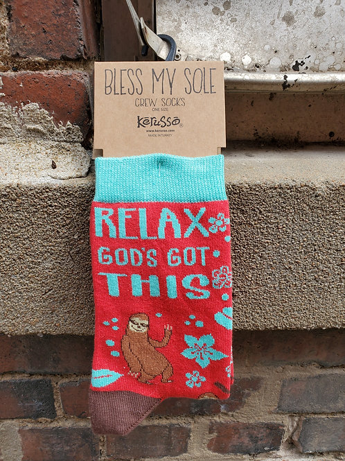 Relax God's Got This