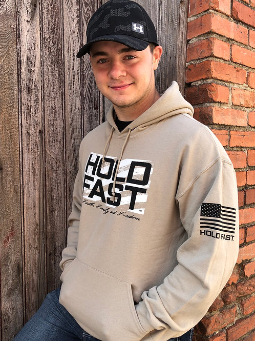 Hold Fast Hooded Sweatshirt