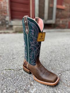 Ladies Ariat Western Boot