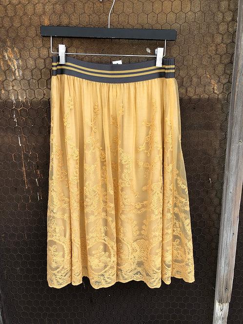 Gold Dust Skirt