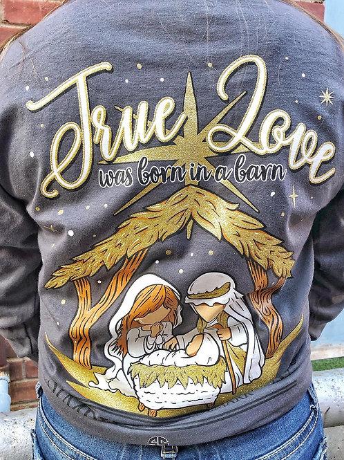 True Love Was Born In a Barn