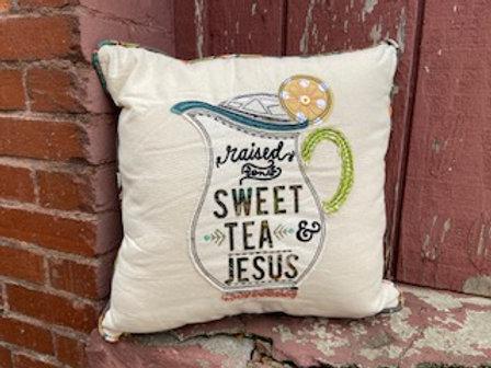 raised on Sweet Tea & Jesus