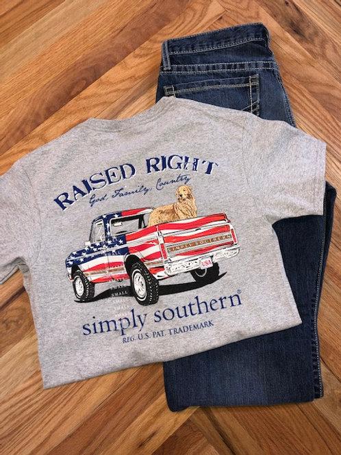 Raised Right T-Shirt