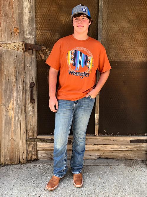 Wrangler Bison T-Shirt
