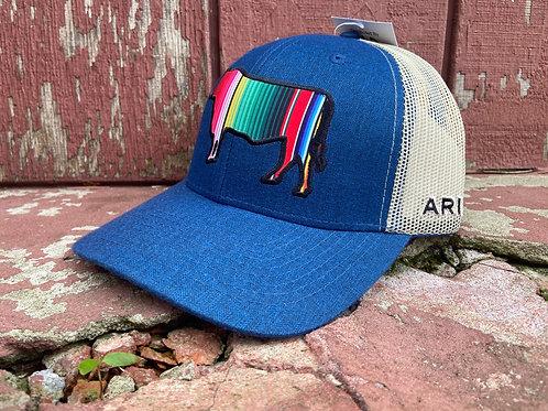 Bull Ariat Cap