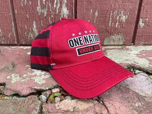 One Nation Under God Kerusso Cap