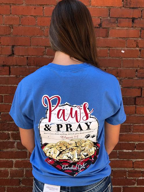 Paws & Pray Kerusso T-Shirt