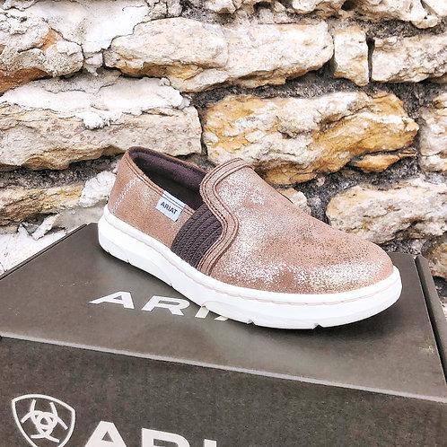 Ariat Ryder Copper Metallic Shoe