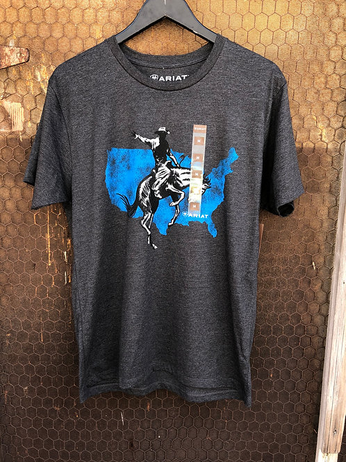 Bronco Rider Ariat T-Shirt