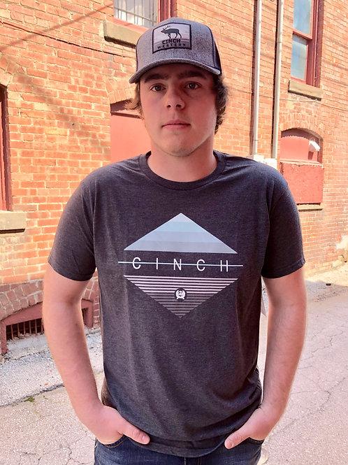 Gray Cinch T-Shirt
