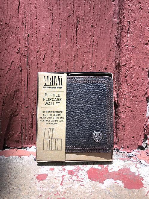 Ariat Bi-Fold Flipcase Wallet