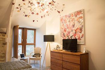 Chambre Les libellules