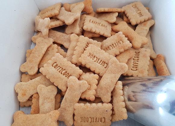 Biscuits au poisson