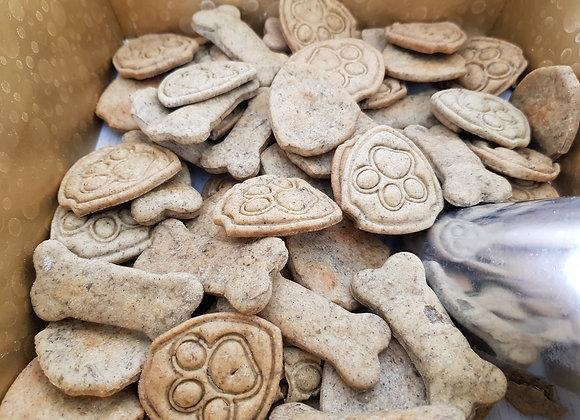 Biscuits feuilles de Nori
