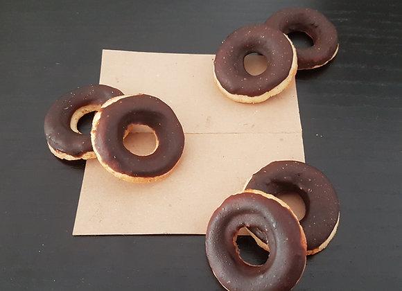 Minis donuts parmesan