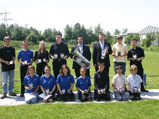 Results: Gwent Youth Solo, Quartet & Ensemble
